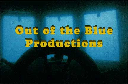 Logo for Out of the Blue Production
